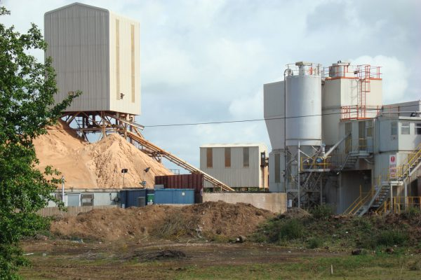 Aggregate Industry Premises